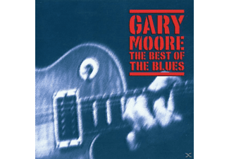 Gary Moore - THE BEST OF THE BLUES - (CD)