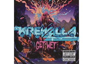Krewella - Get Wet (CD)