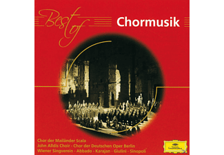 VARIOUS, Karajan/Sinopoli/Richter - BEST OF CHORMUSIK [CD]