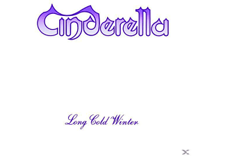 Cinderella - LONG COLD WINTER [CD]