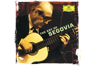 Andrés Segovia - The Art Of Segovia [CD]
