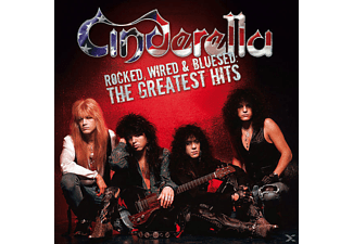 Cinderella - Rocked, Wired & Bluesed: The Greatest Hits [CD]