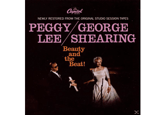 Lee, Peggy & Shearing, George - Beauty And The Beast [CD]