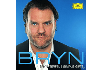 Bryn Terfel, Terfel,Bryn/Jones,A./Williams,J./Wordsworth/LSO/+ - Simple Gifts [CD]