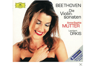 Anne-Sophie Mutter, Anne-sophie Mutter * Lambert Orkis - Sämtliche Violinsonaten 1-10 (Ga) - (CD)