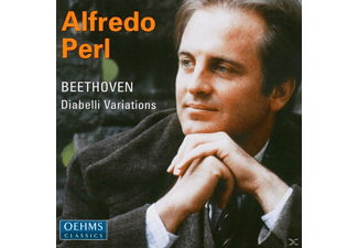 Perl - Diabelli Variations - (CD)
