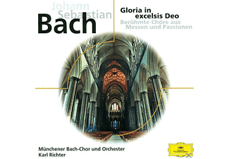 Richter, Karl/mbo Richter - Gloria In Excelsis Deo [CD]