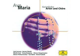 VARIOUS, Freni/Carreras/Studer/Domingo - AVE MARIA [CD]