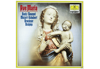 VARIOUS, Otto/Stader/Streich/MBO/+ - Ave Maria - (CD)