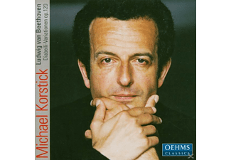 Michael Korstick - Diabelli-Variationen op.120/+ - (CD)