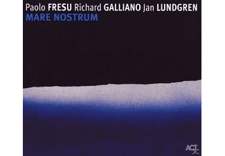 Paolo Fresu, Fresu/Galliano/Lundgren - Mare Nostrum [CD]