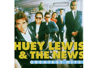 Huey Lewis, Huey & The News Lewis - Greatest Hits [CD]