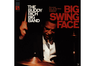 Buddy Rich & His Band - Big Swing Face [CD]
