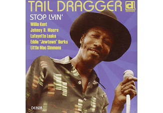 Tail Gragger - Stop Lyin'-The Session - (CD)