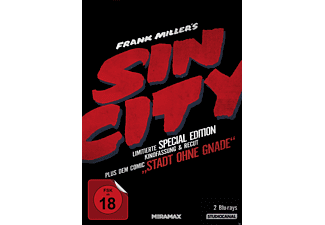 Sin City (Special Edition) - (Blu-ray)