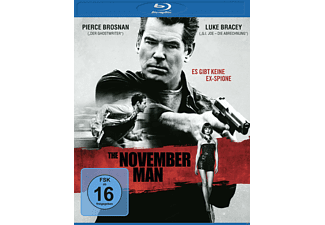 The November Man - (Blu-ray)