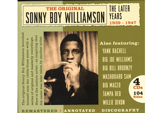Sonny Boy Williamson - The Original.The Later Years 39-47 - (CD)