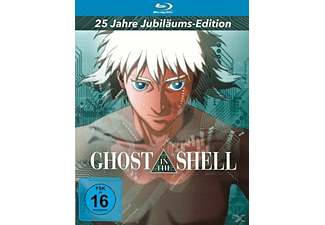 Ghost in the Shell - 25 Jahre Jubiläums-Edition - (Blu-ray)
