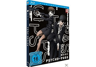 Psycho-Pass - Vol. 1 Episode 1-6 - (Blu-ray)