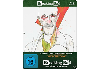Breaking Bad - Staffel 5 (Limited Steelbook) [Blu-ray]