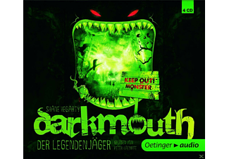 Shane Hagarty - Darkmouth-Der Legendenjäger - (CD)