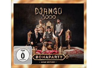 Django 3000 - Bonaparty (Gold Edition) - (CD)