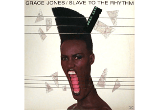 Grace Jones - Slave To The Rhythm [CD]