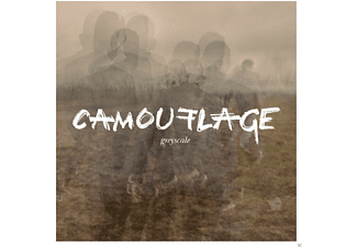 Camouflage - Greyscale [CD]