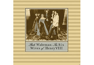 Rick Wakeman - The Six Wives Of Henry Viii - (CD)