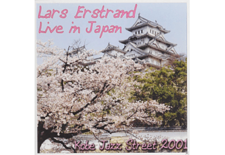 Lars Erstrand - Live In Japan-Kobe Jazz Street 2001 [CD]