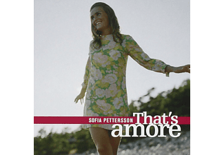 Sofia Pettersson - That's Amore - (CD)