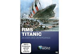 Discovery World - RMS Titanic: Zeugen des Untergangs - (DVD)