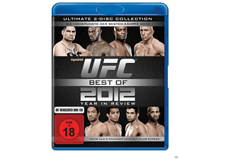 UFC Best Of 2012 [Blu-ray]