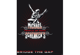Michael Temple Of Rock Schenker's - Bridge The Gap - (CD)