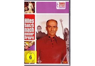 Alles tanzt nach meiner Pfeife - Louis de Fun?s Collection - (DVD)