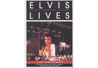Elvis Presley - Elvis Lives: The 25th Anniversary Concert [DVD]