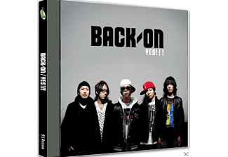 Back-On - Yes!!! [CD]
