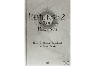 Kenji Kawai - Death Note 2: The Last Name: Music Note - (CD)