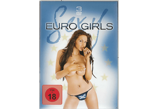 Sexy Euro Girls [DVD]