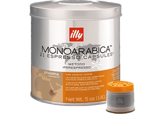 ILLY Iper Home Ethiopia Monoarabica 21 Κάψουλες - (01-04-0062)