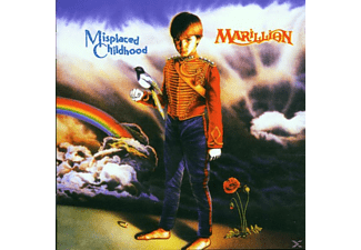 Marillion - Misplaced Childhood [CD]