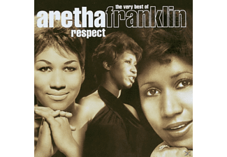 Aretha Franklin - Respect - The Very Best Of - (CD)