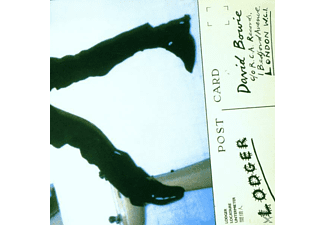 David Bowie - Lodger [CD EXTRA/Enhanced]