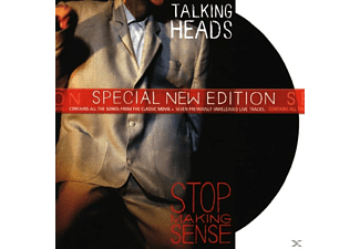 Talking Heads - Stop Making Sense - (CD)