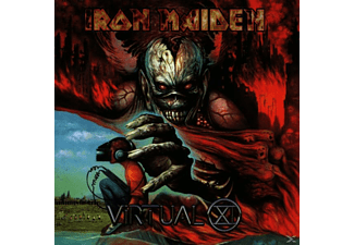 Iron Maiden - Virtual Xi - (CD)
