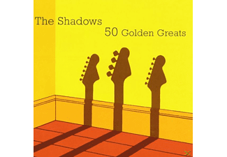The Shadows - 50 Golden Greats [CD]