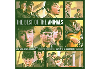 The Animals - Best Of The Animals - (CD)