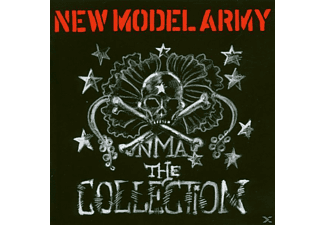 New Model Army - COLLECTION - (CD)