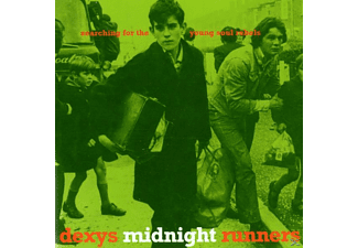 Dexys Midnight Runners - Searching For The Young Soul Rebels - (CD EXTRA/Enhanced)