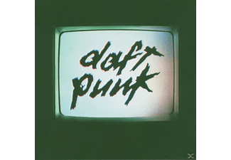 Daft Punk - Human After All - (CD EXTRA/Enhanced)